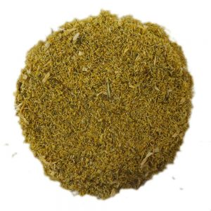 Chamomile Flower Infusion, Fine cut with Petals