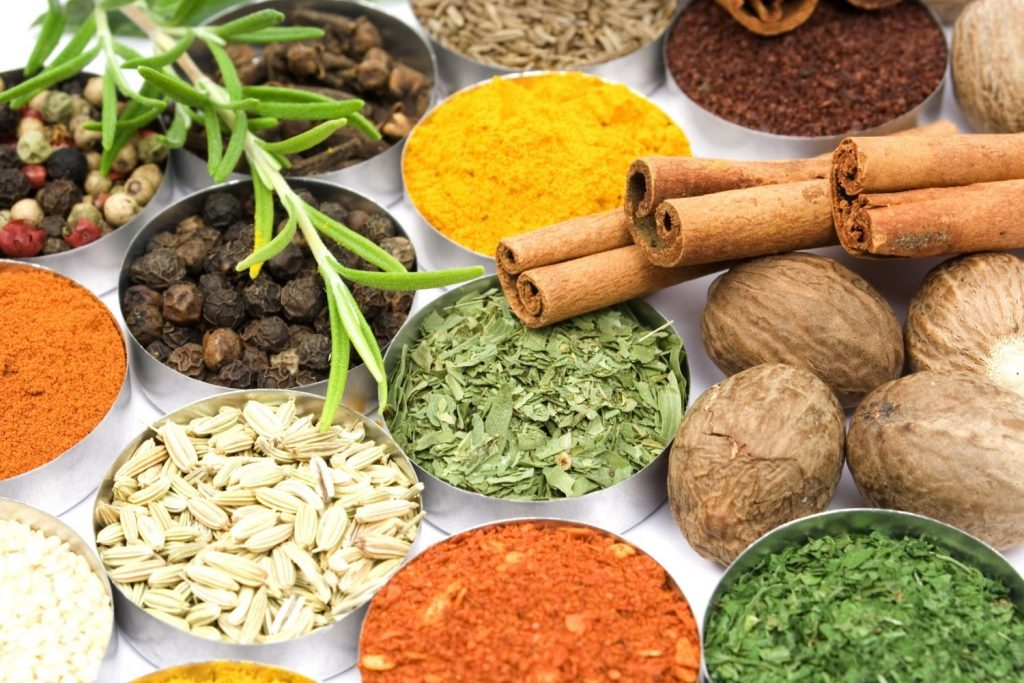 Gourmet Dried Herbs & Spices